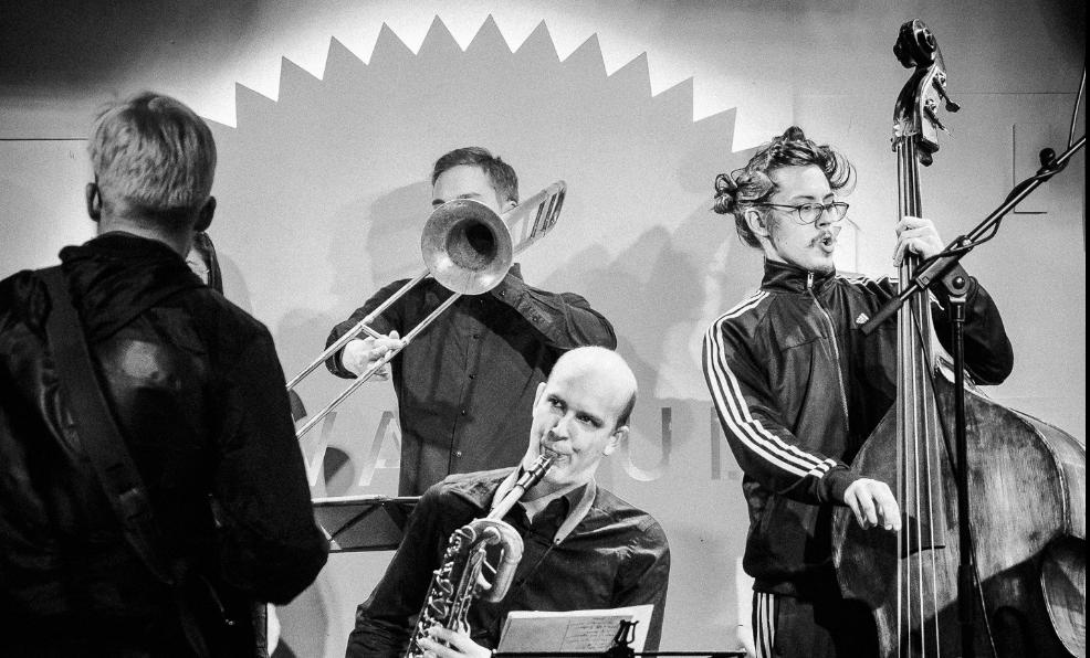Hangö Musikdagar arrangerar ett jazzande förhandsevenemang på Hangö Casino 1.7.